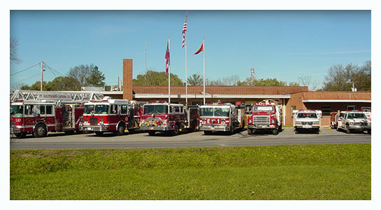 Fort Oglethorpe FD