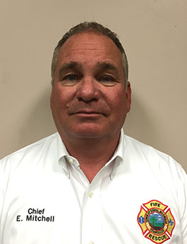 TSMAA President - Chief E. Mitchell